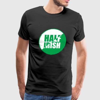 Irish - Half Irish - Men's Premium T-Shirt