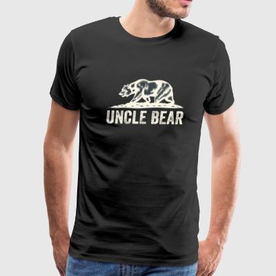 Uncle Bear - Uncle Bear - Men's Premium T-Shirt