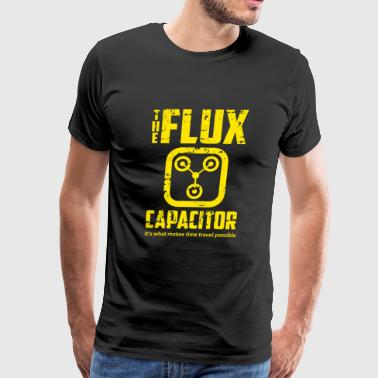 Back to the future fan - The flux capacitor - Men's Premium T-Shirt