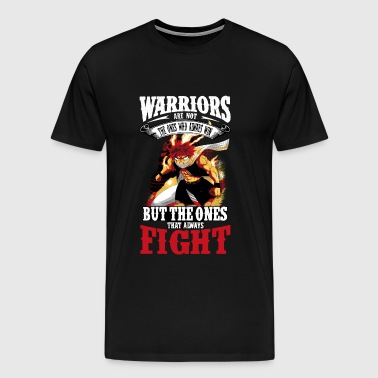 Fairy tail warriors - The ones that always fight - Men's Premium T-Shirt