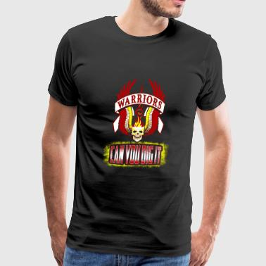 The warriors shirt - Can you dig it? - Men's Premium T-Shirt