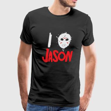 Mad max - Awesome Jason t-shirt for mad max fans - Men's Premium T-Shirt