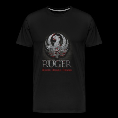 Ruger - Rugged reliable firearms awesome t-shirt - Men's Premium T-Shirt
