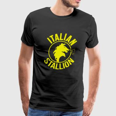 Italian stallion - Italian stallion - the italia - Men's Premium T-Shirt