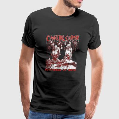 Cannibal corpse - Butchered at birth cool t - sh - Men's Premium T-Shirt