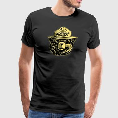 RESIST Bear - Men's Premium T-Shirt