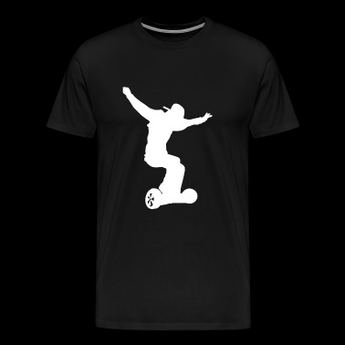 HOVER SCOOTER - Men's Premium T-Shirt