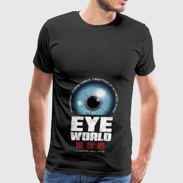 Eye World - Men's Premium T-Shirt