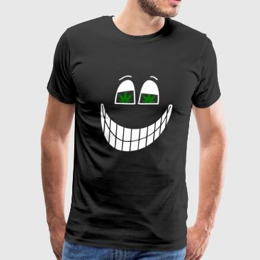Hemp Grin - Men's Premium T-Shirt