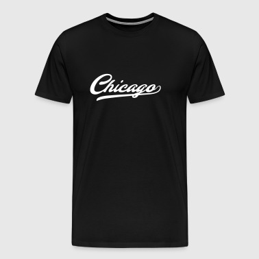 Chicago City T-Shirt - Men's Premium T-Shirt