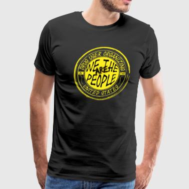 We Are The People Seal - Men's Premium T-Shirt