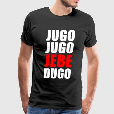 Jugo T-Shirt Present Birthday Gift Idea Funny - Men's Premium T-Shirt