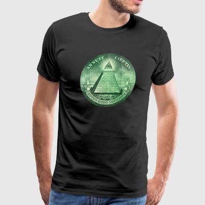 Illuminati Seal - Men's Premium T-Shirt