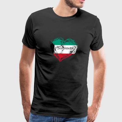 HOME ROOTS COUNTRY GIFT LOVE Kuwait - Men's Premium T-Shirt