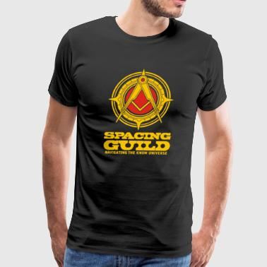 dune spacing guild - Men's Premium T-Shirt