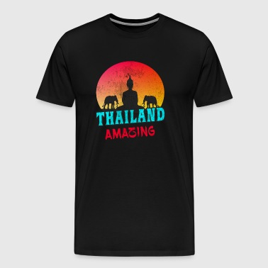 Thailand Amazing - Men's Premium T-Shirt