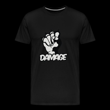 Damage - Men's Premium T-Shirt