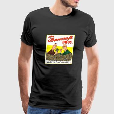 Bancroft Bros Animators - Men's Premium T-Shirt