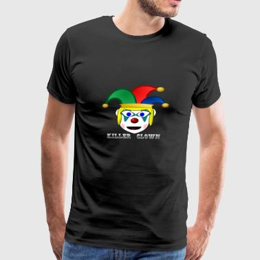 Killer Clown - Men's Premium T-Shirt