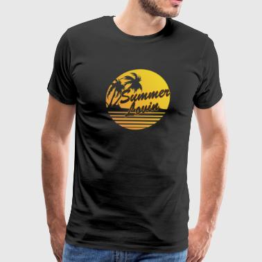 SUMMER LOVIN - Men's Premium T-Shirt