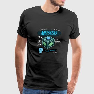Meeseeks Box - Men's Premium T-Shirt