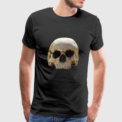 pirate ship boat pirat piratenschiff schiff skull1 - Men's Premium T-Shirt