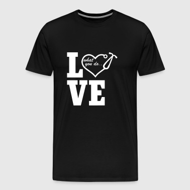 Love Nurse - Men's Premium T-Shirt