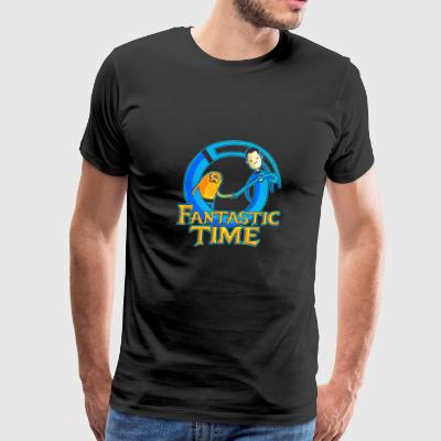 Fantastic Time - Men's Premium T-Shirt