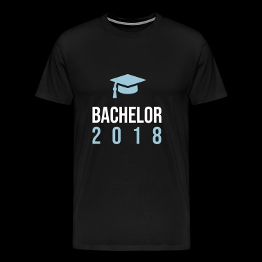 Graduation. Graduated. Graduate. Classof2018 - Men's Premium T-Shirt