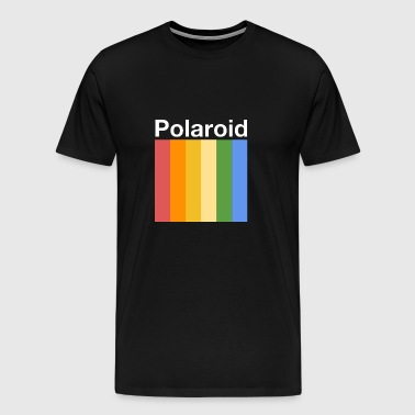 polaroid - Men's Premium T-Shirt