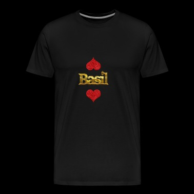 Basil - Men's Premium T-Shirt