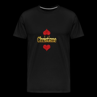Christiane - Men's Premium T-Shirt