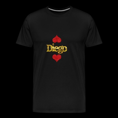 Diego - Men's Premium T-Shirt