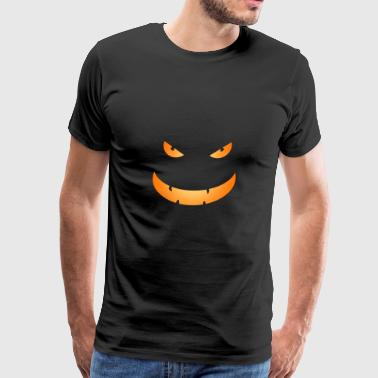 Bad Pumpkin - Men's Premium T-Shirt