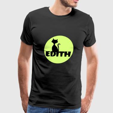 Edith first name - Men's Premium T-Shirt