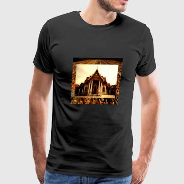 Terracotta Temples - Men's Premium T-Shirt