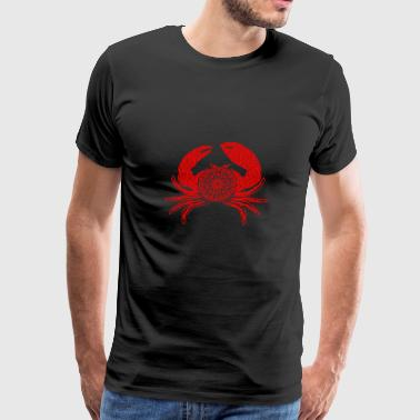 GIFT - CRAB RED - Men's Premium T-Shirt