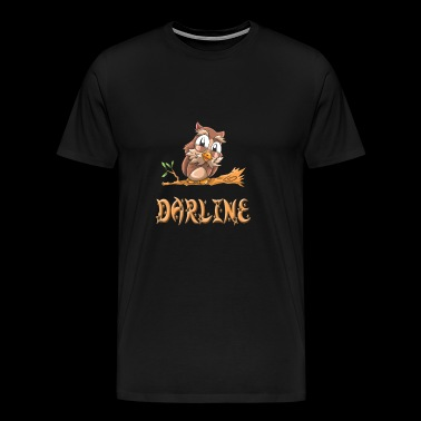 Darline Owl - Men's Premium T-Shirt