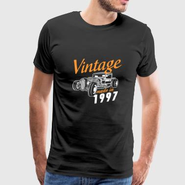 Vintage made in 1997 - Men's Premium T-Shirt