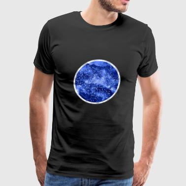 stars map - Men's Premium T-Shirt