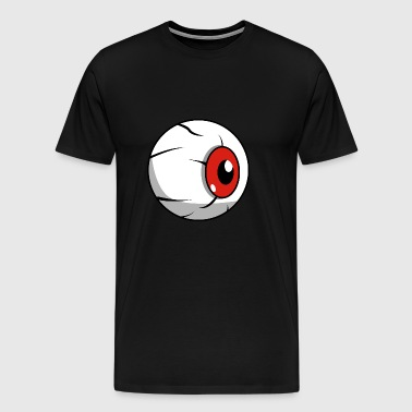 The eye is watching you and your neighbour - Men's Premium T-Shirt