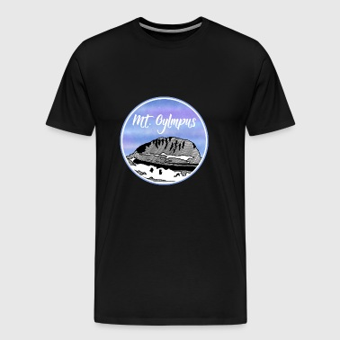 Mount Olympus - Men's Premium T-Shirt