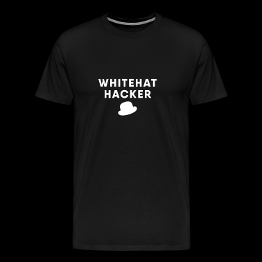 Hacker - Whitehat Hacker - Men's Premium T-Shirt