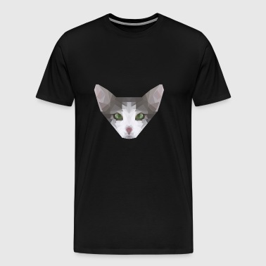Thin Cat - Men's Premium T-Shirt