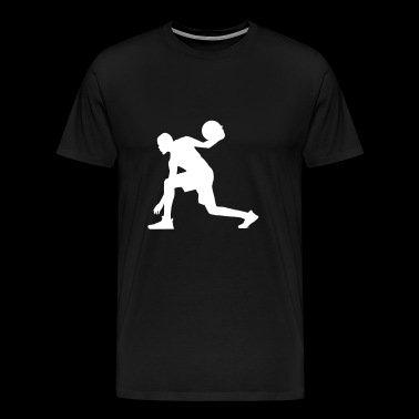 Basketball Basketball Player - Men's Premium T-Shirt