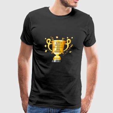 The Real Champions - Men's Premium T-Shirt