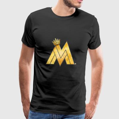 Maluma logo2 Exclusive - Men's Premium T-Shirt