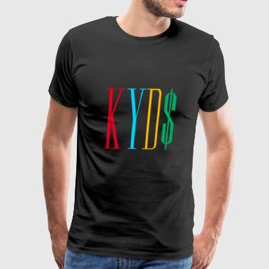 KYD$ KAP - Men's Premium T-Shirt