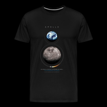 Apollo 8 - Men's Premium T-Shirt