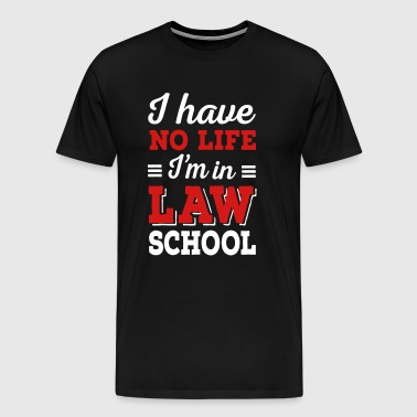 law school - Men's Premium T-Shirt